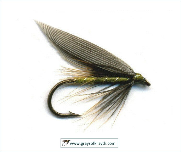 Greenwell Nymph Trout Fly 6 Per Pack For Fly Fishing Choice of sizes