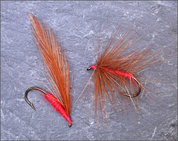 The Macedonian Fly - early fly fishing