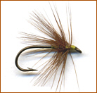Early Trout Flies - Stewart's Red Spider